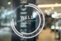 A WELL Health-Safety Seal